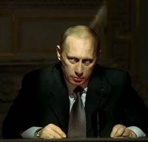 Vlad, the Impaler, Putin