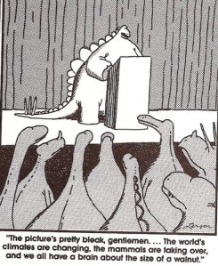 Dinosaurs Far Side Gary Larson