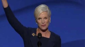 Cecile Richards at Democrat National Convention 2012